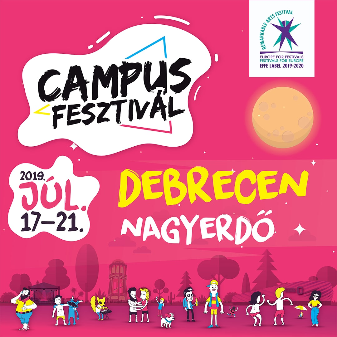 Campus Fesztivál 2019
