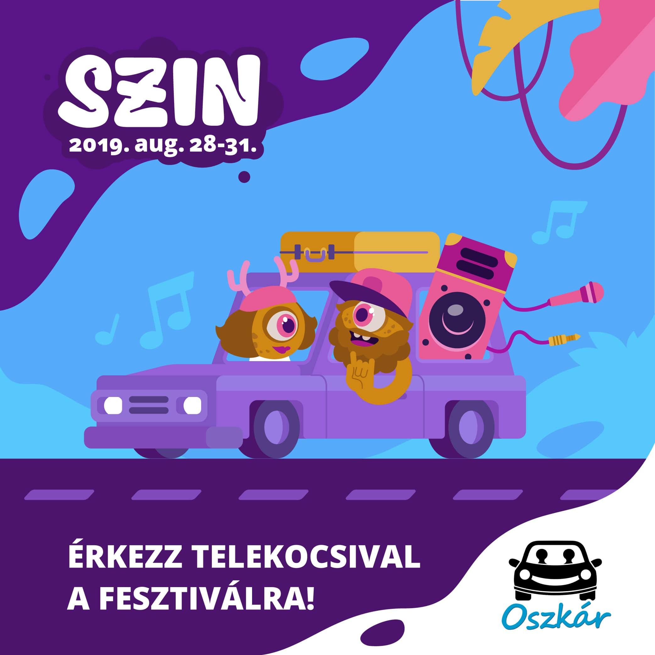 Szegedi Ifjúsági Napok 2019