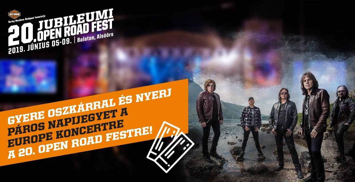 Open Road Fest 2019