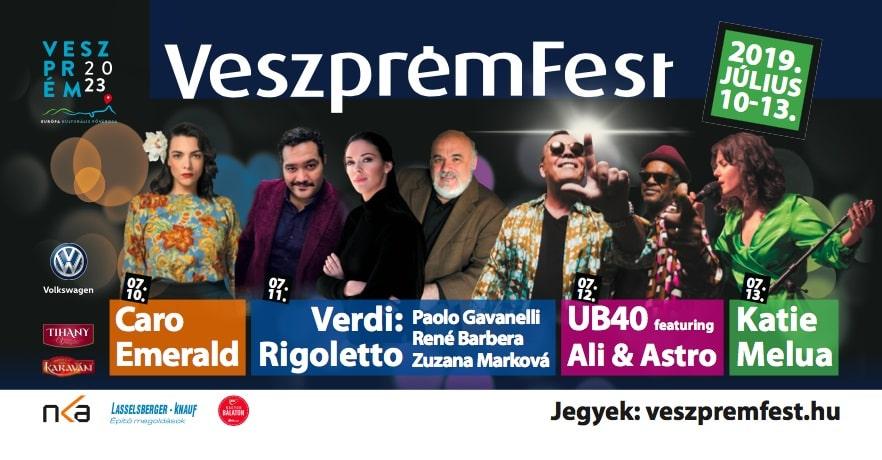 Veszprém Fest 2019